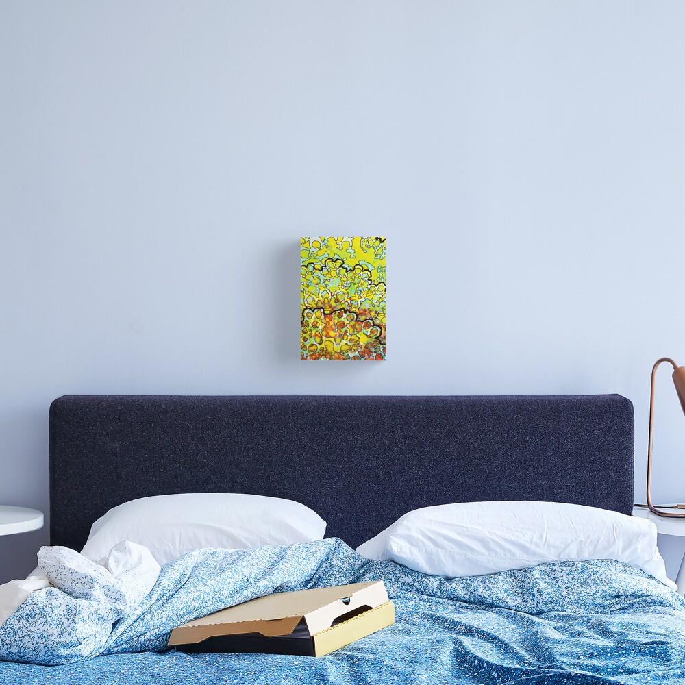6, Inset A Canvas Print