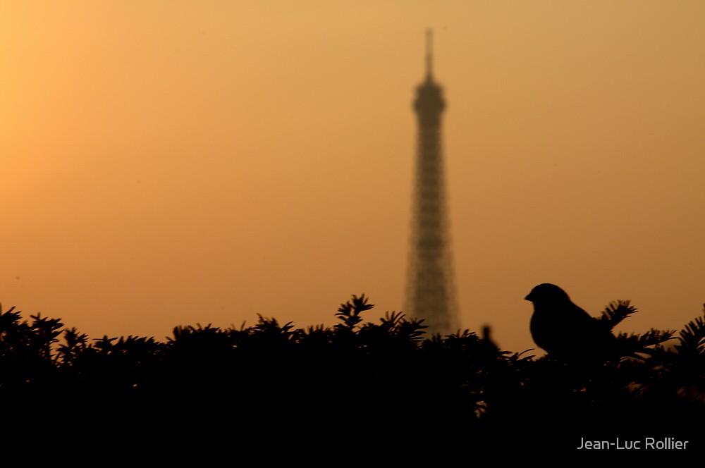 Paris - Piaf by Jean-Luc Rollier