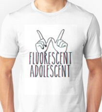 Fluorescent Adolescent - (ARTIC MONKEYS) Unisex T-Shirt