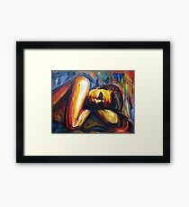 The Warmth You Emanate  Framed Print
