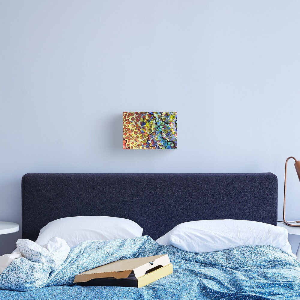7, Inset A Canvas Print
