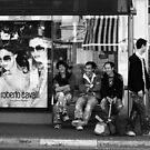 The same Bus stop today by JudyBJ
