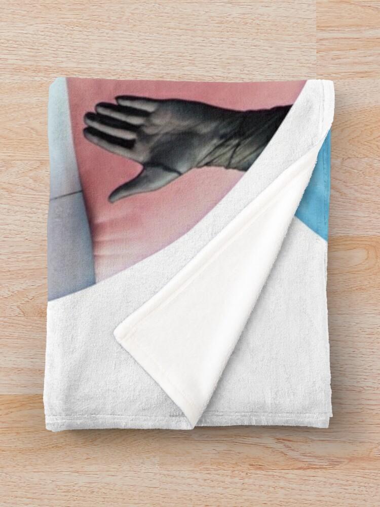 Alternate view of Fine Line Album Cover Throw Blanket