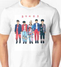 Camiseta unisex SHINee - Casado con la música