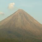 { arenal volcano } by Brooke Reynolds