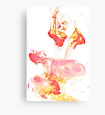 Ink 7 Canvas Print