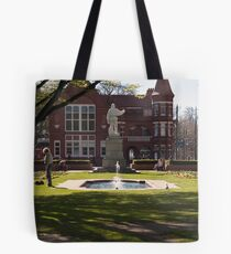 An Afternoon in Christchurch Tote Bag
