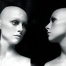 1984 - the mannequins by Ursa Vogel