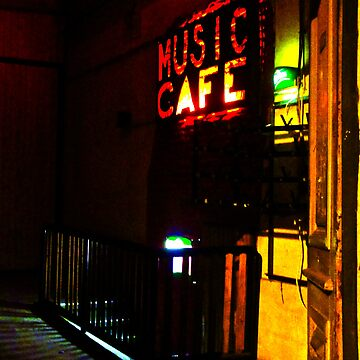 Music Cafe by whosekidding