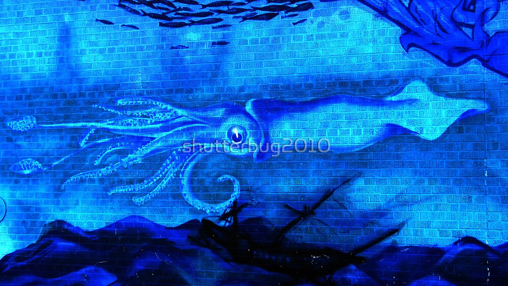 Sea Monster by shutterbug2010
