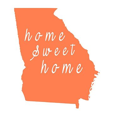 Georgia Home Sweet Home de tklegin97