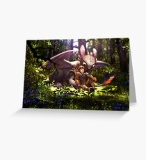 Hey Brother Greeting Card