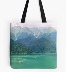 """Riza"" lake Tote Bag"