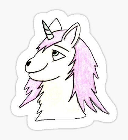 blondi wolf Sticker