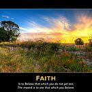 Faith #1 by Jonathan Newton