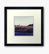 Wards Reservoir, Belmont Framed Print