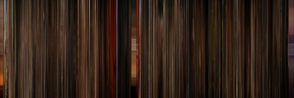 Moviebarcode: Gone with the Wind (1939) by moviebarcode