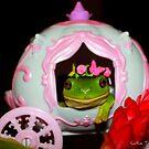 Frog princess by Cathie Trimble