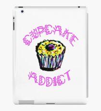 Cupcake Addict  iPad Case/Skin