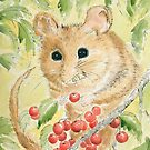 Dormouse by FranEvans