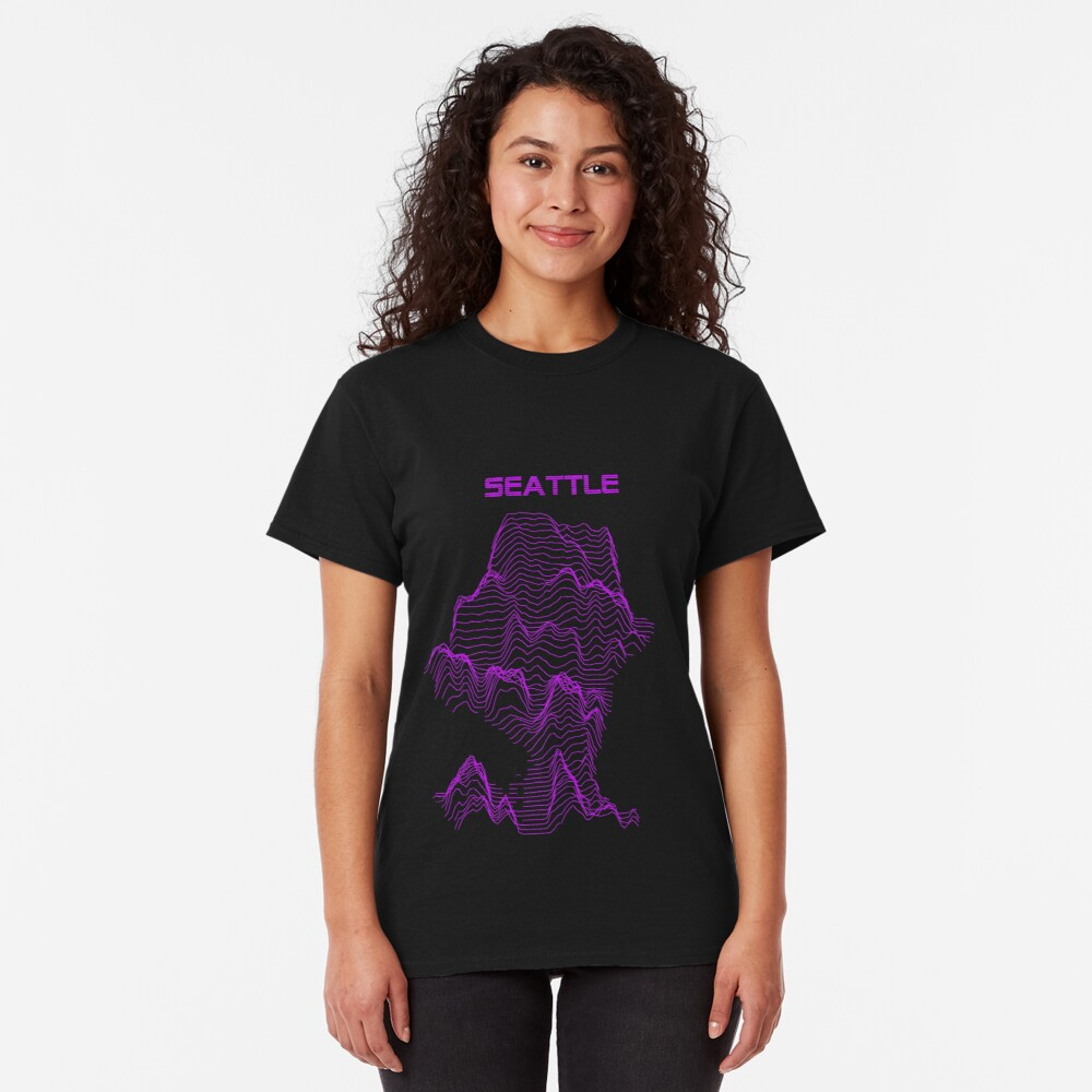 Seattle Pleasures Classic T-Shirt