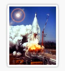 Atlas Smoky ICBM Launch Sticker