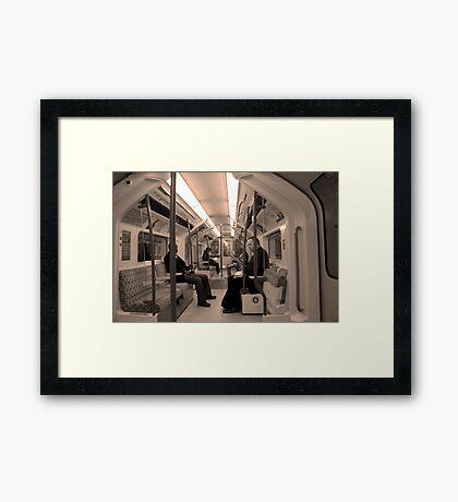 Sepia Series number 2 Framed Print