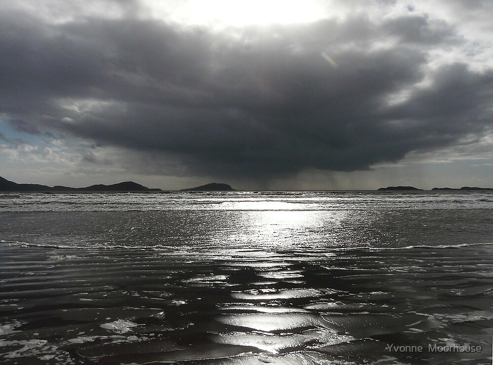 Waterville Bay - Silver by Yvonne North Moorhouse