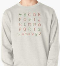 ABC Lollipops Pullover Sweatshirt