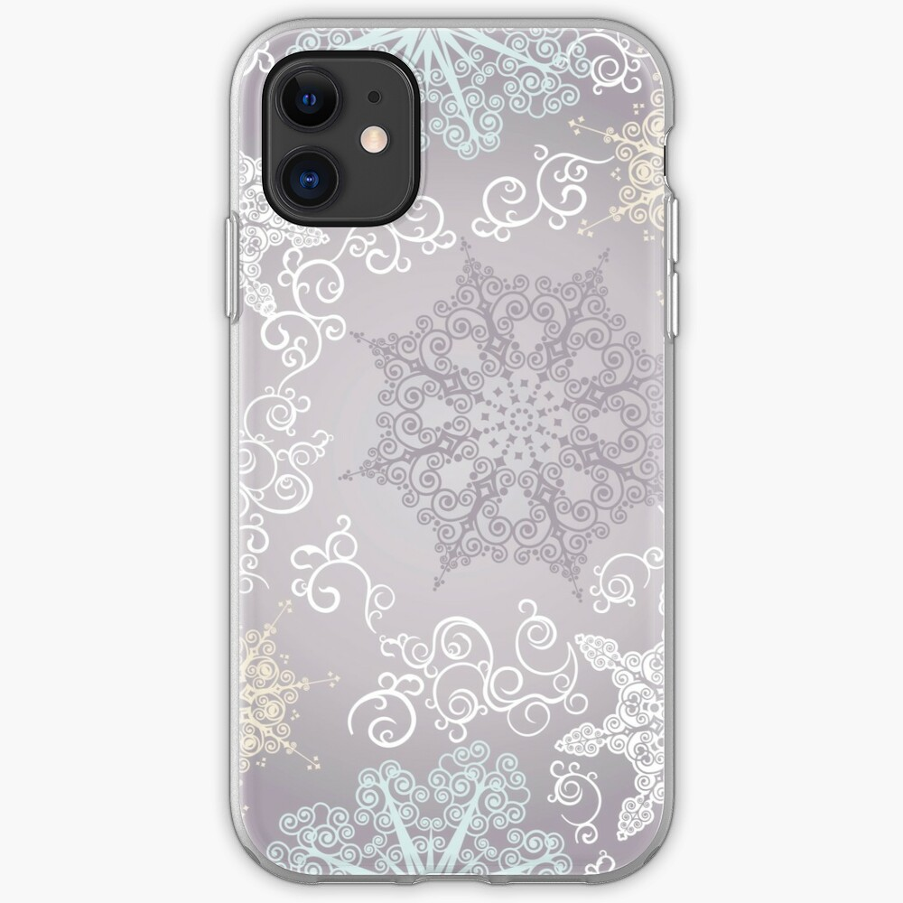 Winter iPhone Soft Case