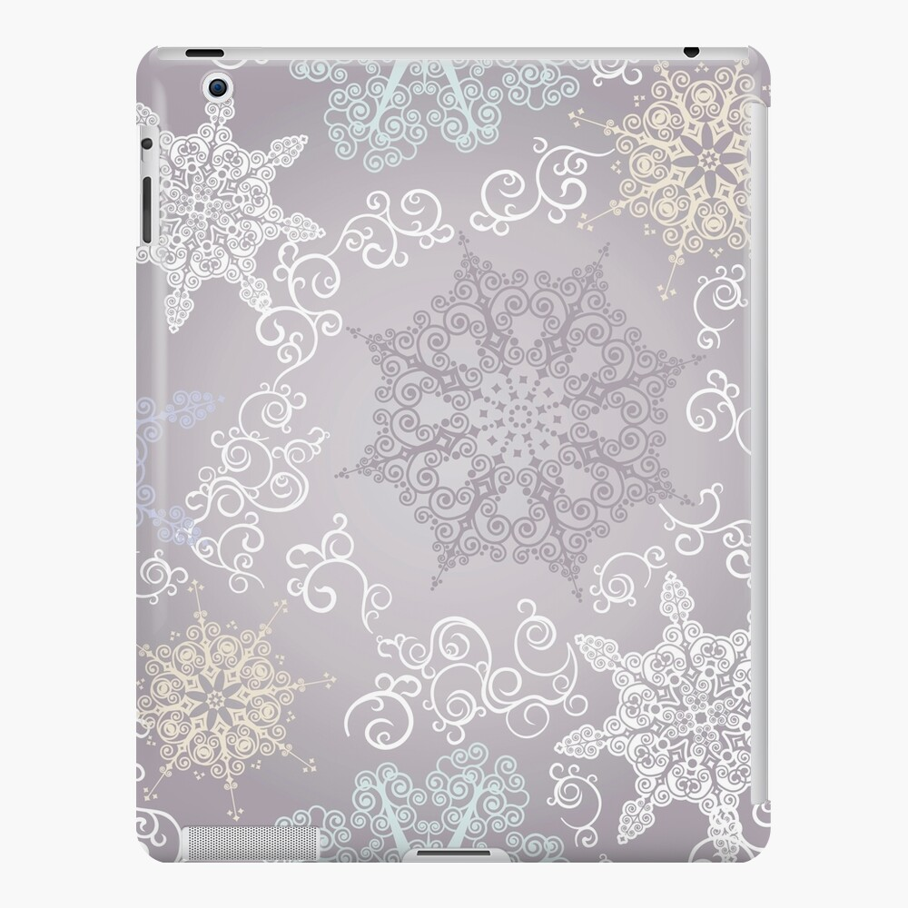 Winter iPad Snap Case