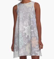 Winter A-Line Dress