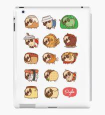 Puglie Food 1 iPad Case/Skin