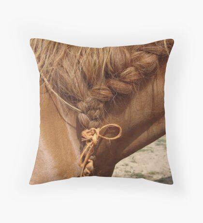 Braid Throw Pillow