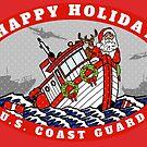 U.S. Coast Guard Happy Holidays  by AlwaysReadyCltv