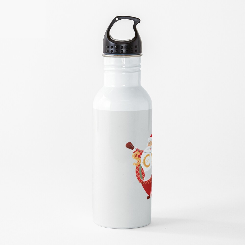 You Lucky!  Water Bottle
