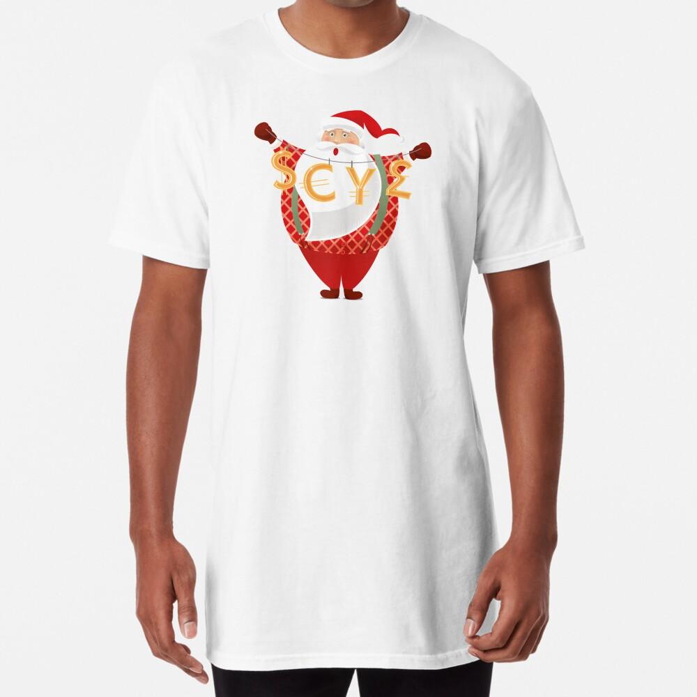 You Lucky!  Long T-Shirt