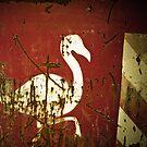 flamingo by codswollop