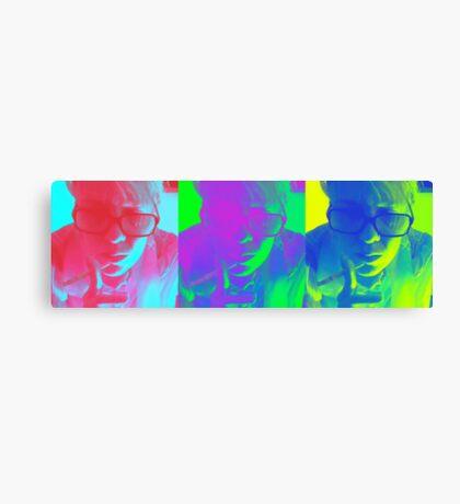Color Me Canvas Print