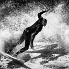 Surfer @ Cronulla by Kutay Photography
