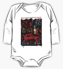 The Warriors Poster One Piece - Long Sleeve