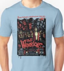 The Warriors Poster Unisex T-Shirt