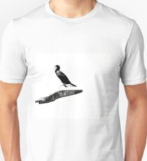 Karabatak (Cormorant) Unisex T-Shirt