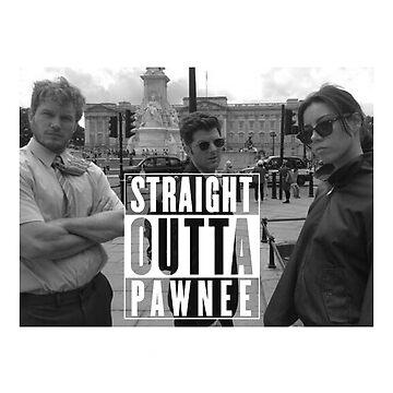 Straight Outta Pawnee by Maninthefez