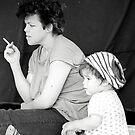1982 - allmendfest: the pragmatic solution by Ursa Vogel