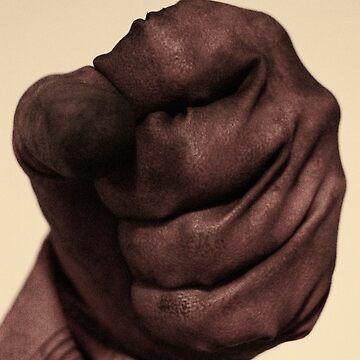 Fist by Rustyoldtown