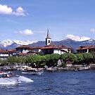 Isola dei Pescatori, Borromean Islands, Lake Maggiore, Italy. by johnrf