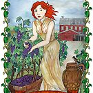 Maryland Wine Festival Contest by DarkRubyMoon