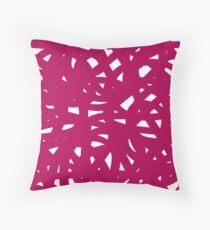 Pink Freeform Floor Pillow