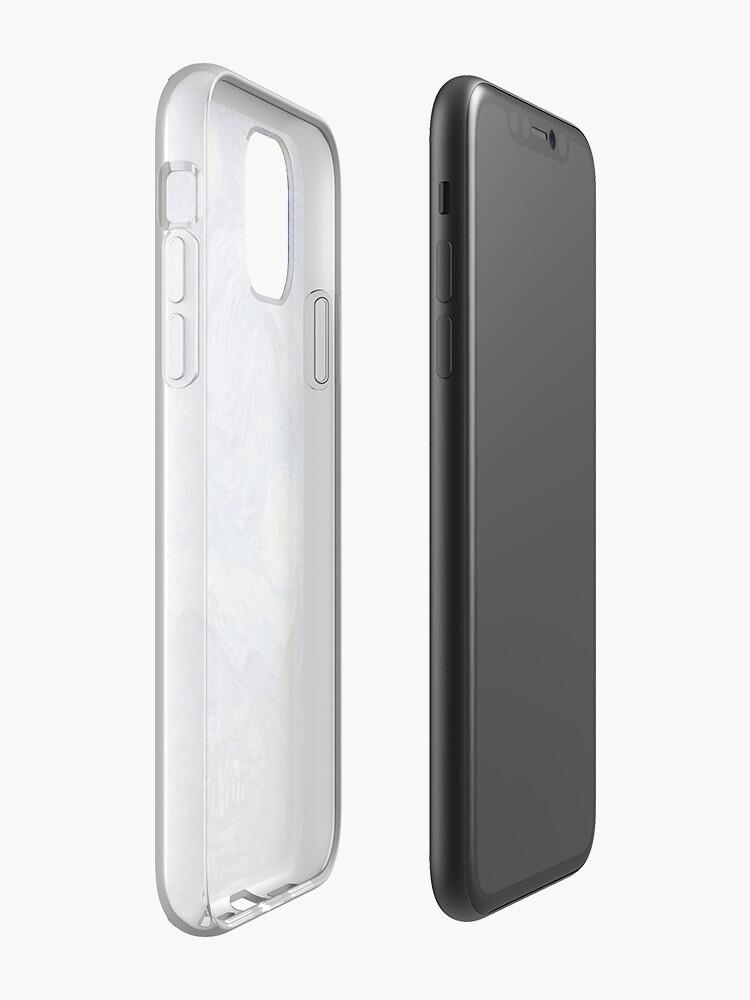 Coque iPhone «NUIT ÉTOILÉE», par KRNTH